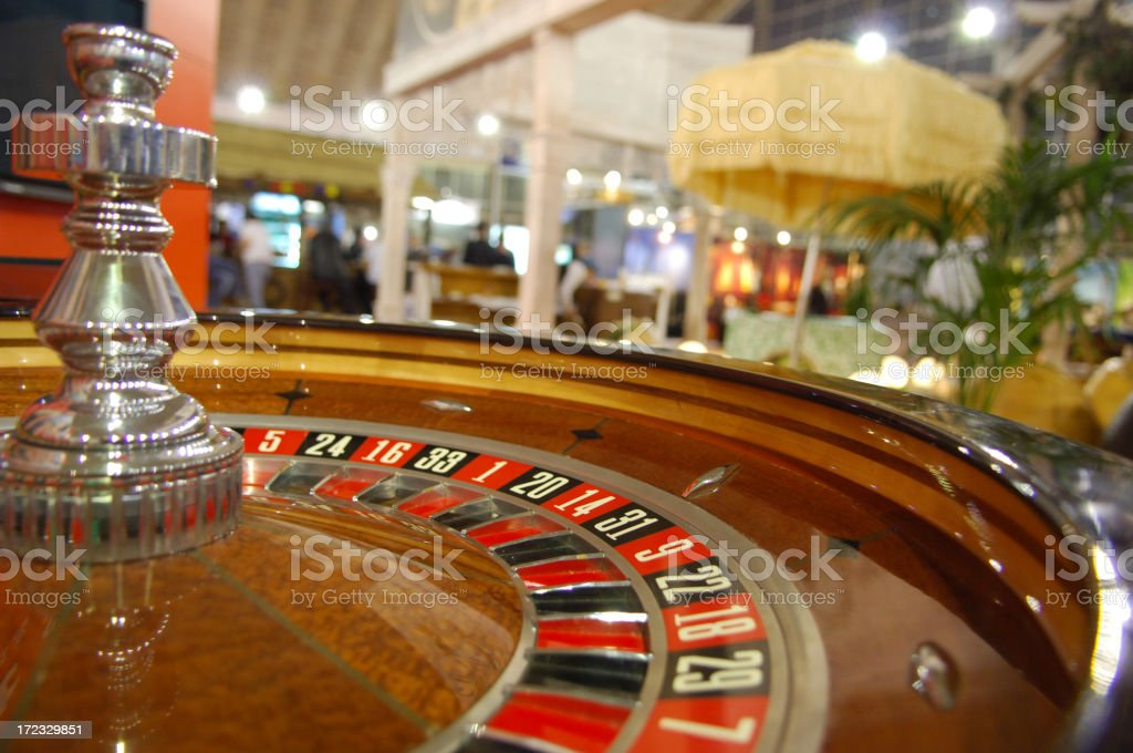 Casino XL royalty-free stock photo