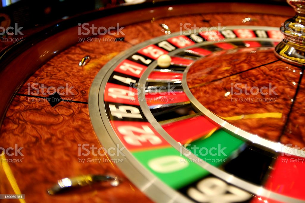 Casino02 royalty-free stock photo