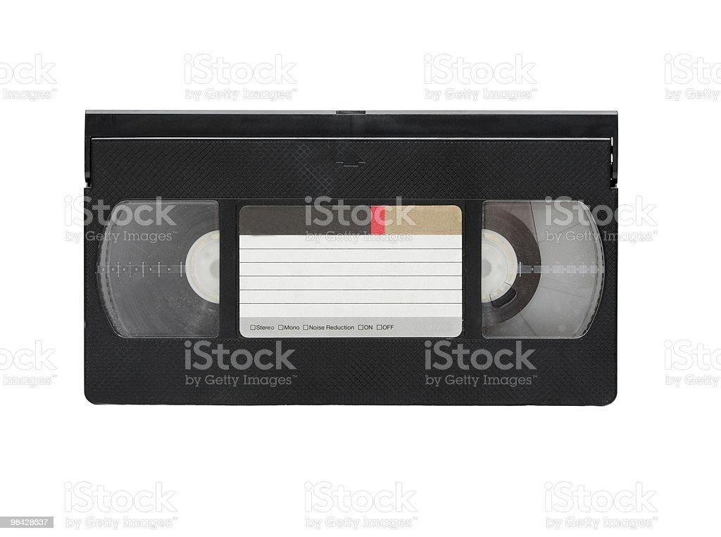 Cassette stock photo