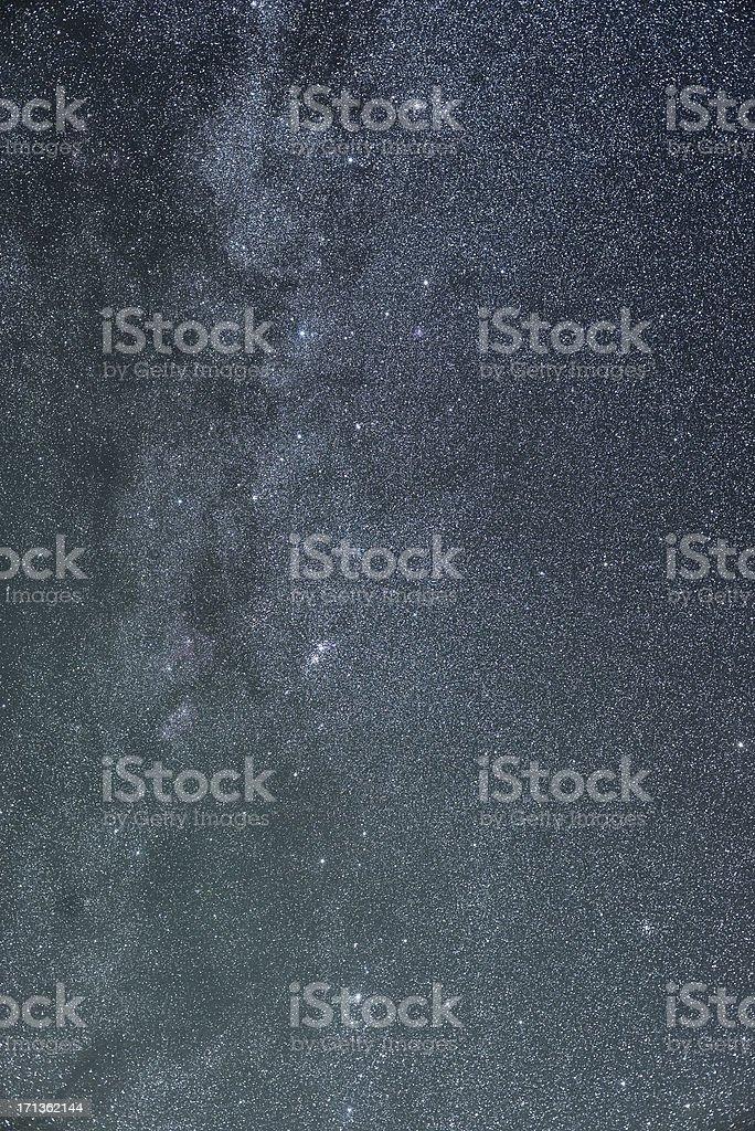 Cassiopeia stock photo