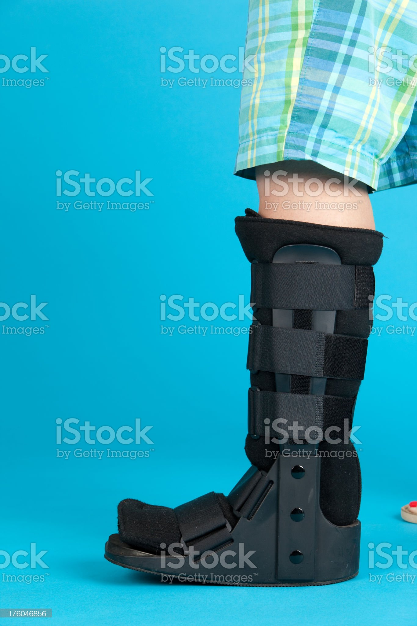 Cast royalty-free stock photo