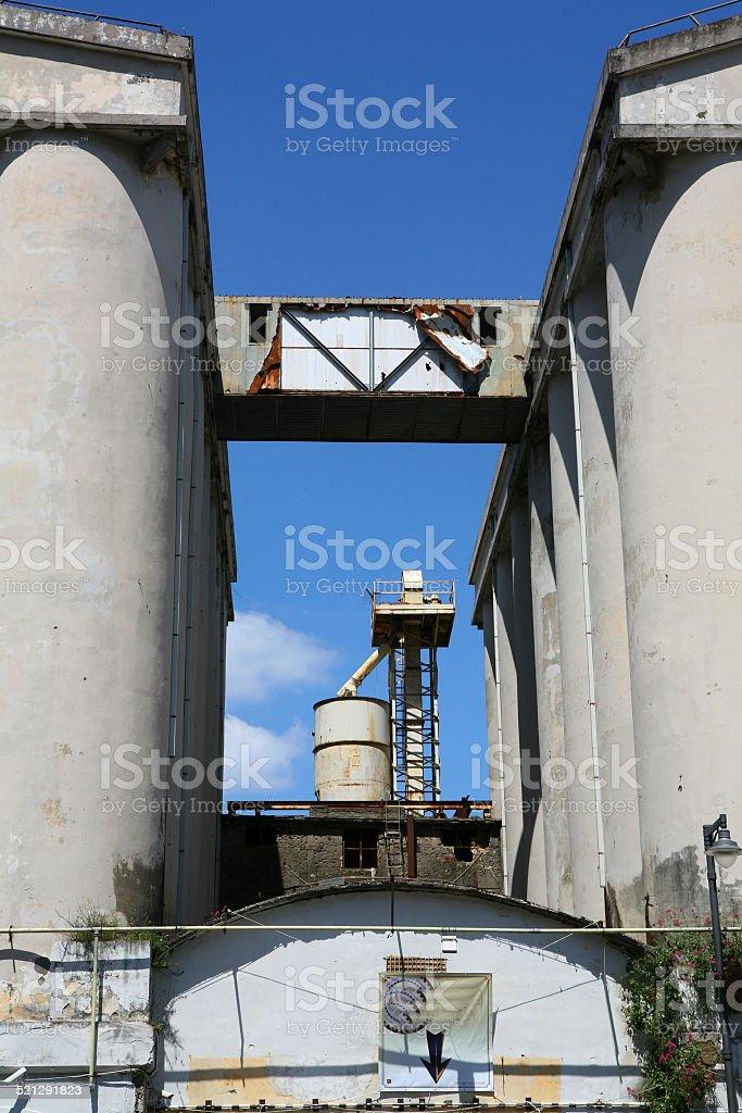 castellammare di stabia stock photo