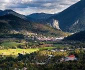 Castellane Alpes-de-Haute-Provence, France