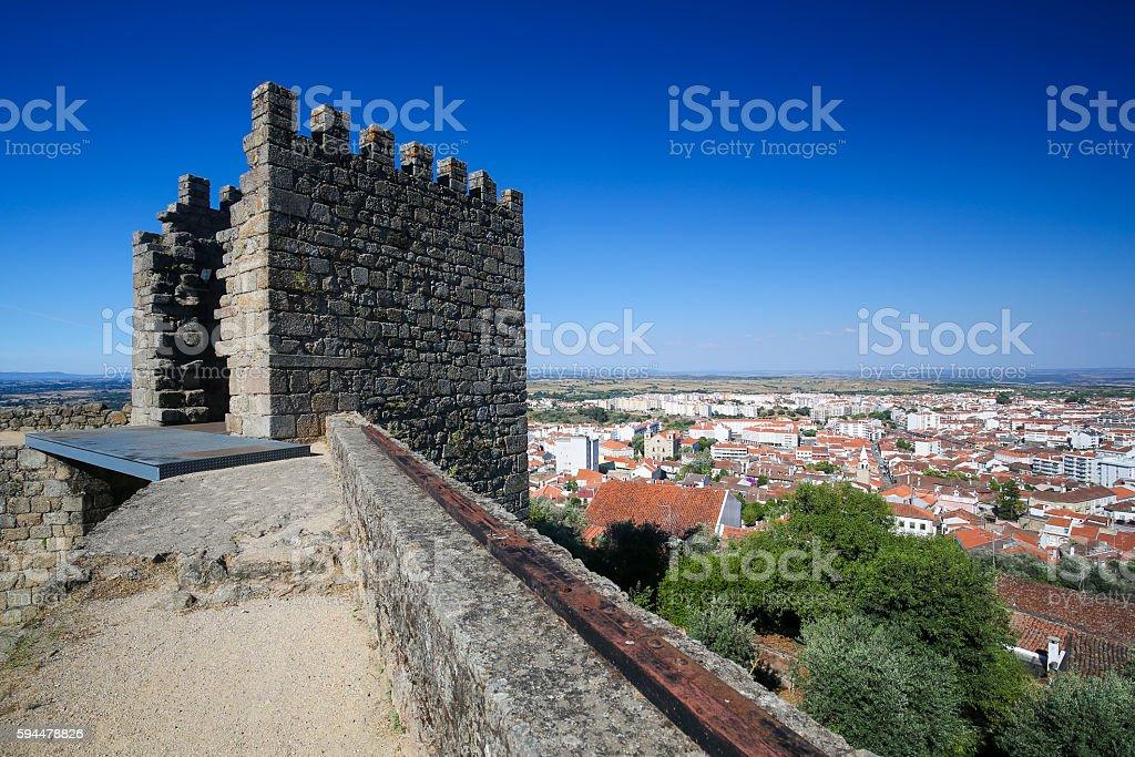 Castelo Branco, Centro region, Portugal stock photo