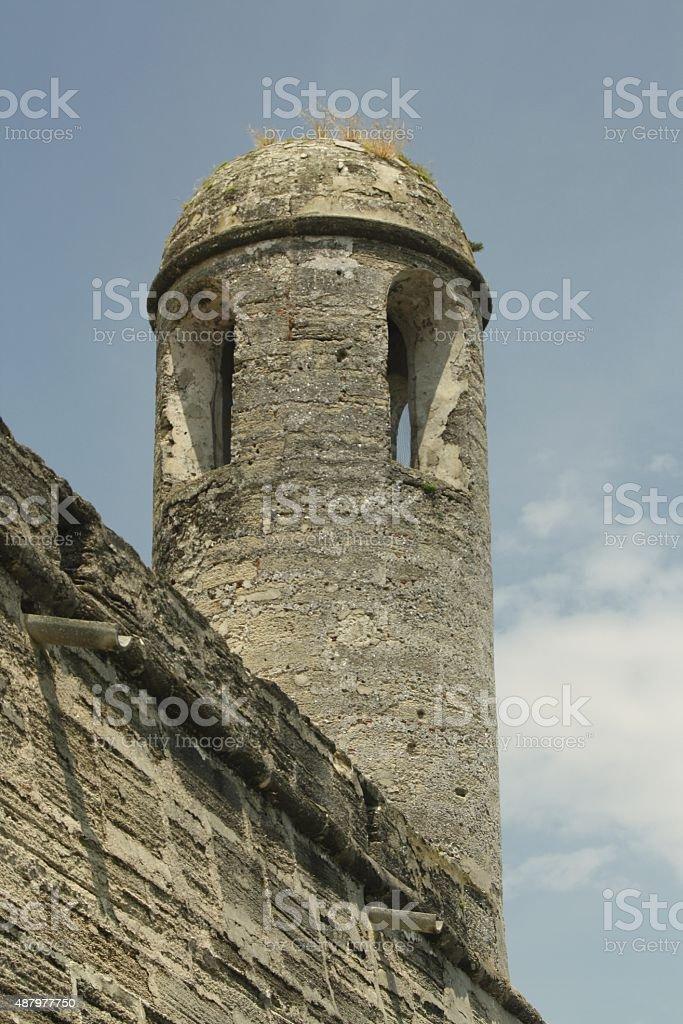 Castillo de San Marcos photo libre de droits