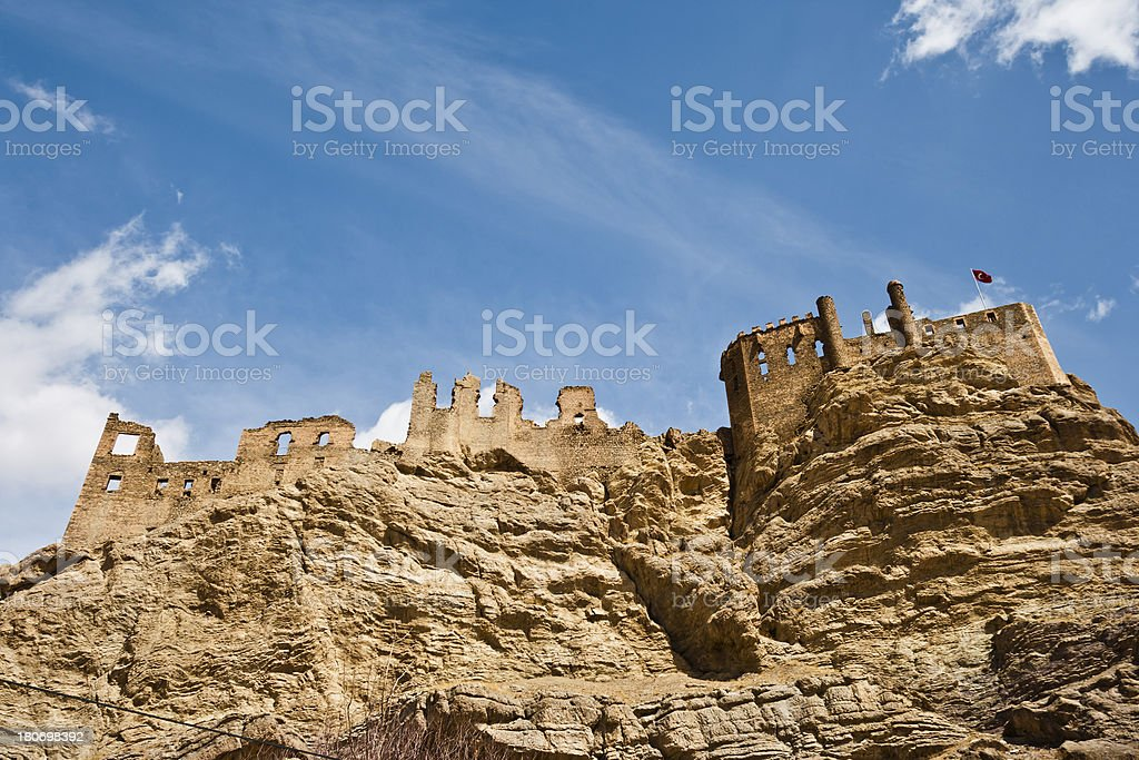Castle Hosap royalty-free stock photo