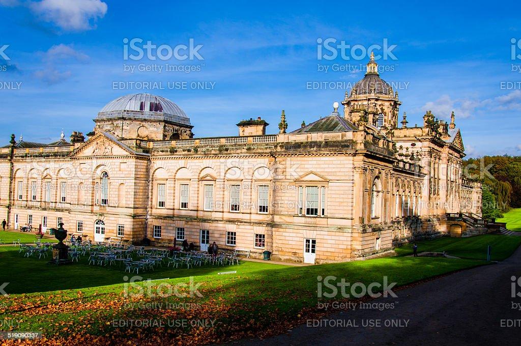 Castle Howard, North Yorkshire, UK stock photo