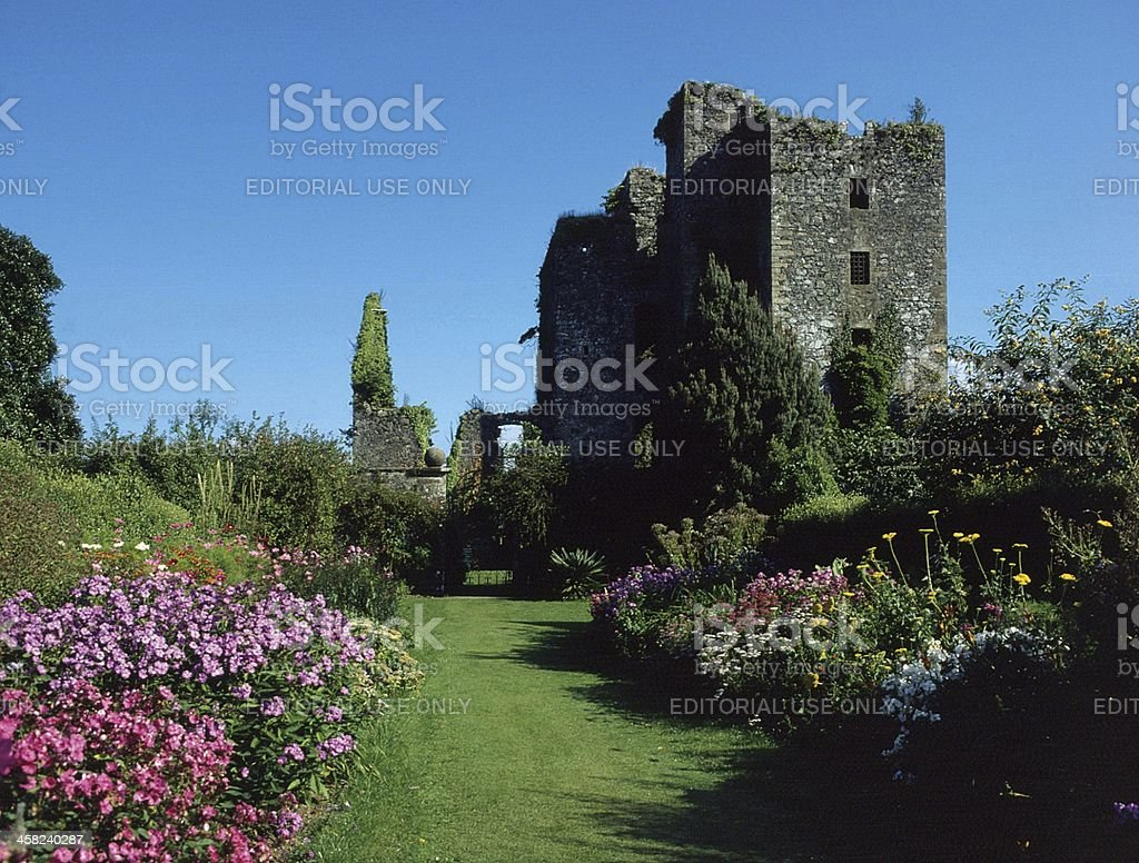 Castle Kennedy,Stranraer Wigtownshire Scotland stock photo