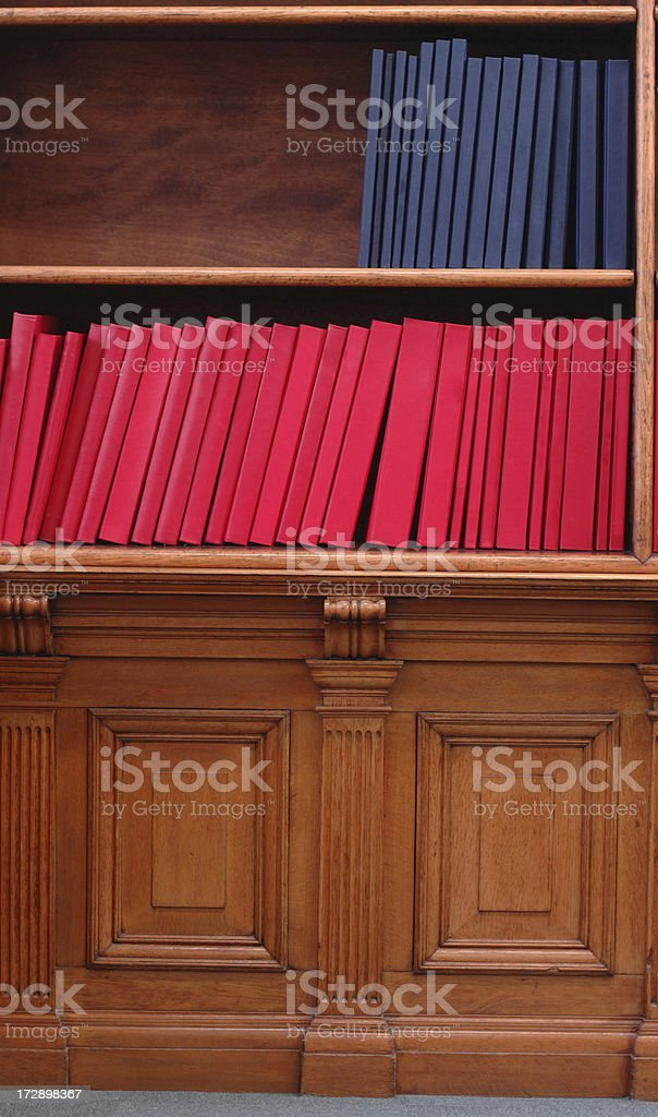 castle library royalty-free stock photo