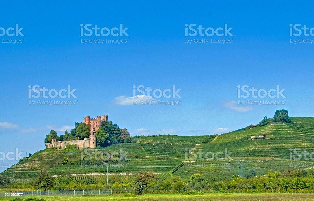 castle, Ortenberg, Offenburg, Schwarzwald stock photo