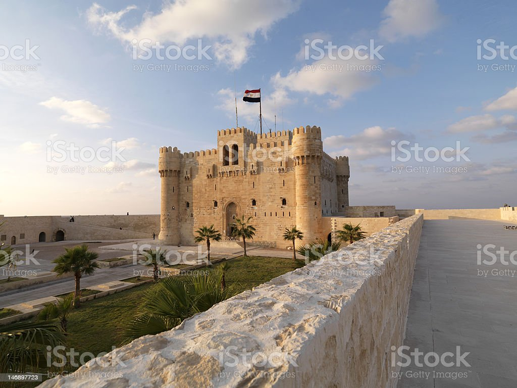 Castillo stock photo