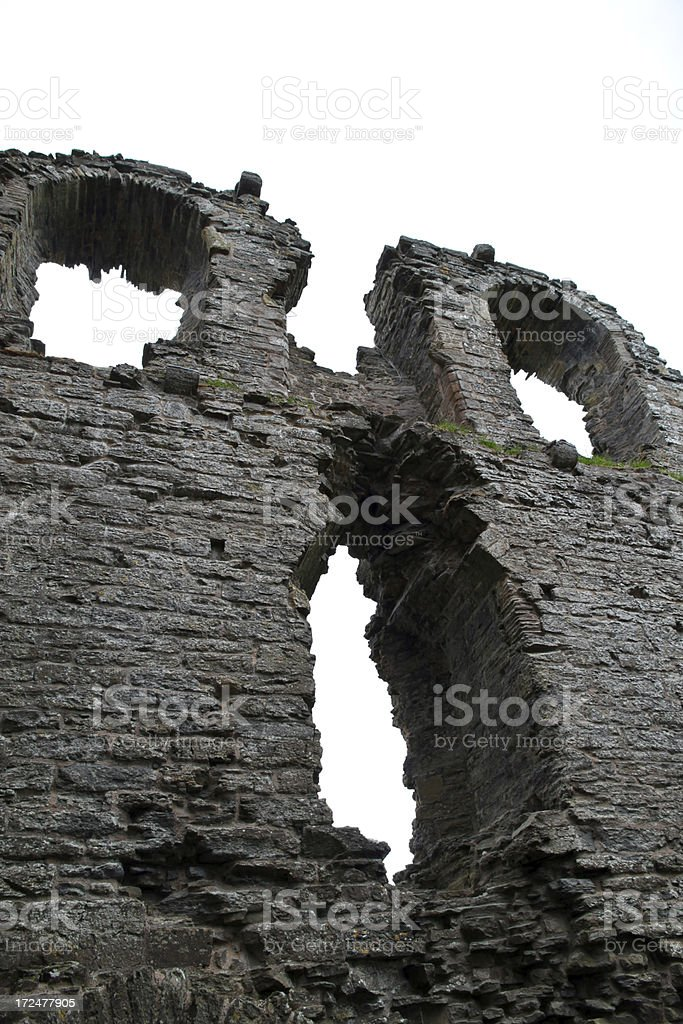 Castle Shell royalty-free stock photo