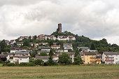 castle vetzberg hessen germany