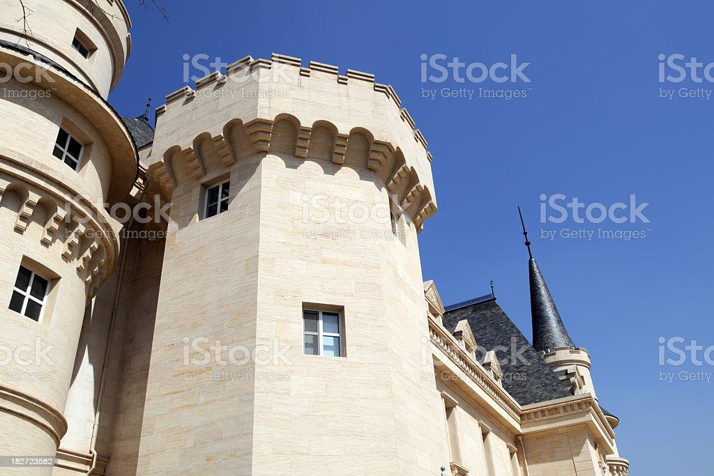 Castle - XLarge stock photo