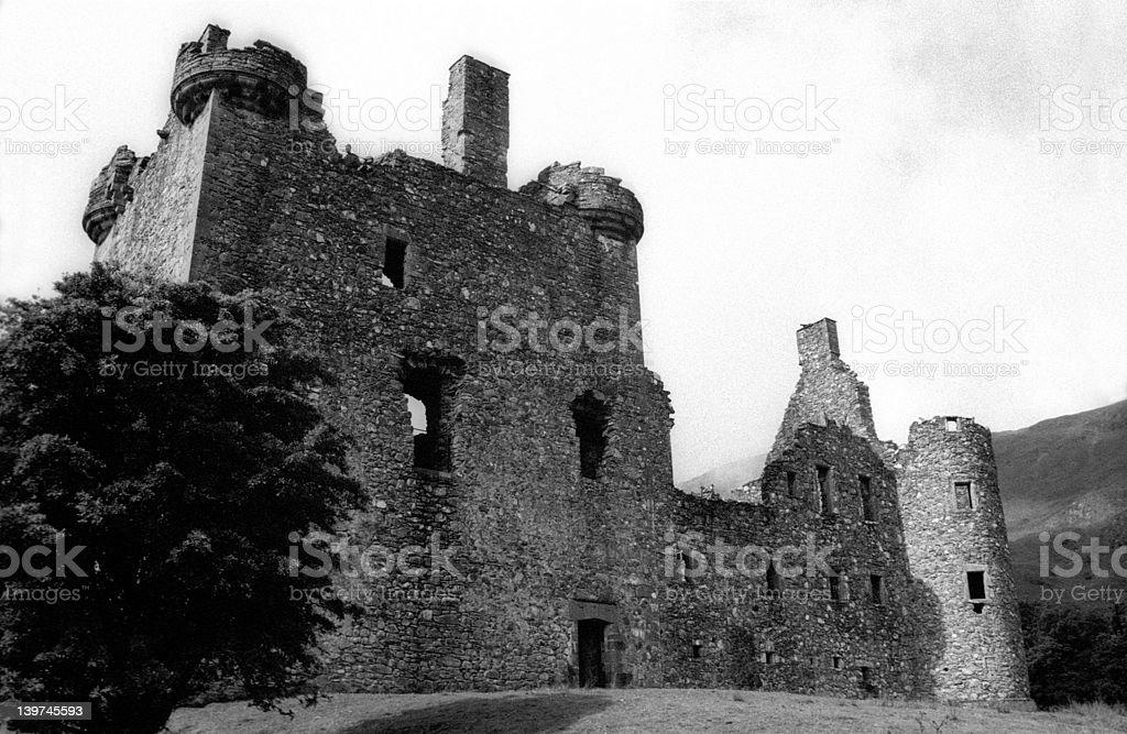 castle_scott royalty-free stock photo