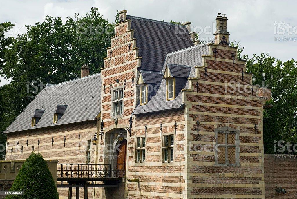 castlegate stock photo