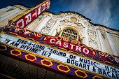 Castro Theatre, Castro District, San Francisco