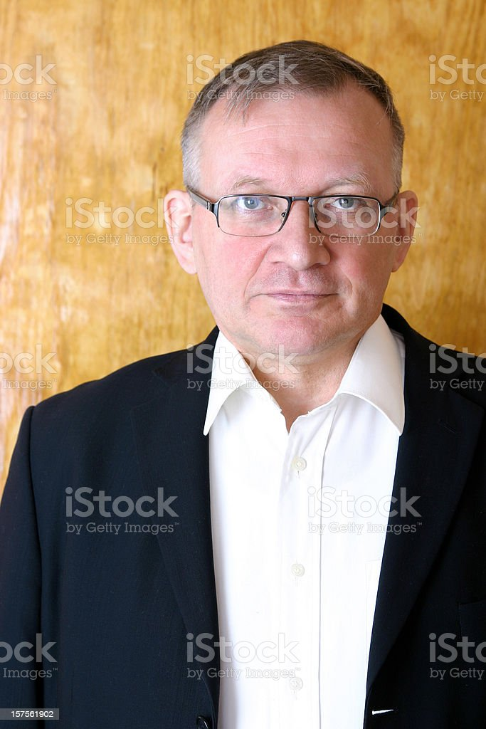 Casual Business Man stock photo