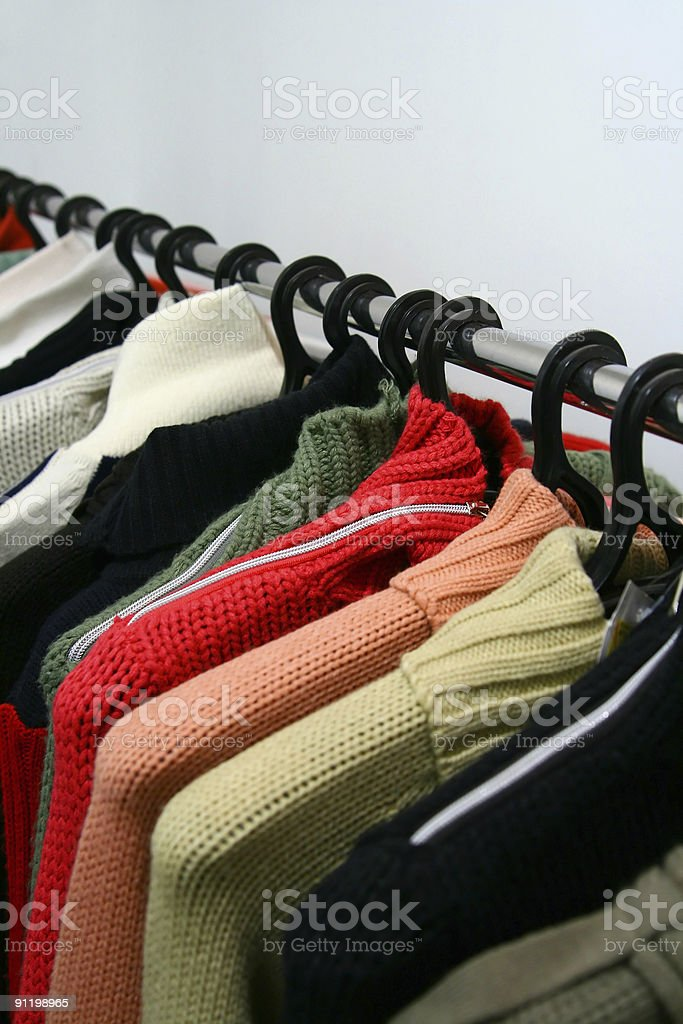 casual clothing royalty-free stock photo