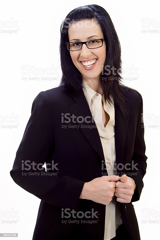 Casual Corporate Portrait royalty-free stock photo
