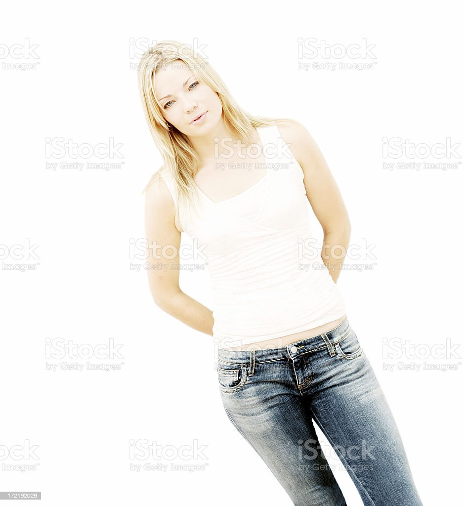 Casual Dream royalty-free stock photo