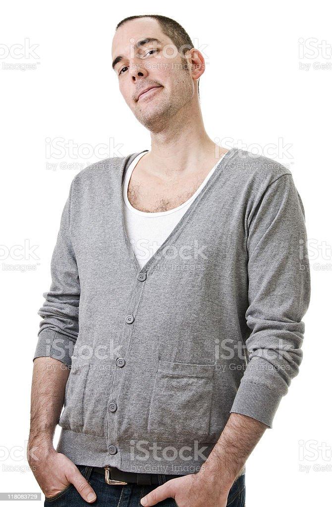 Casual Man stock photo