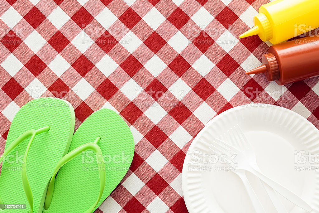 Casual Party royalty-free stock photo