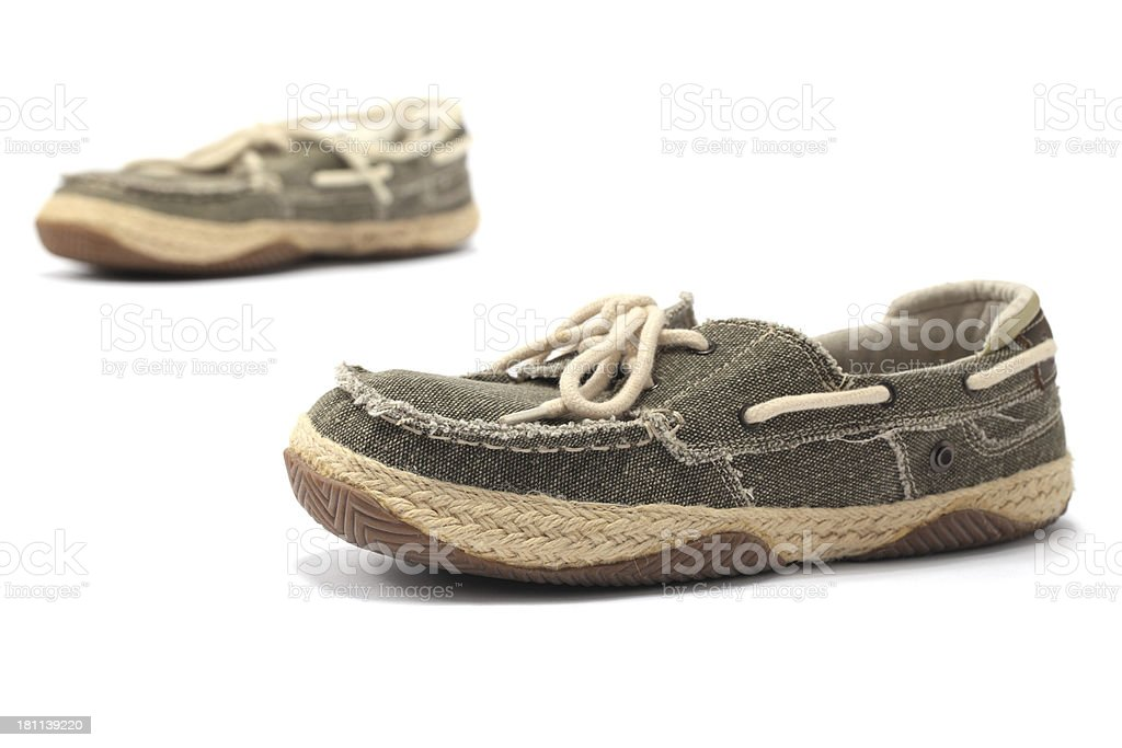 Casual Shoes royalty-free stock photo