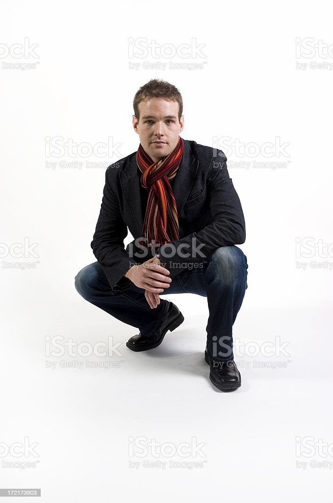 Casual wear royalty-free stock photo