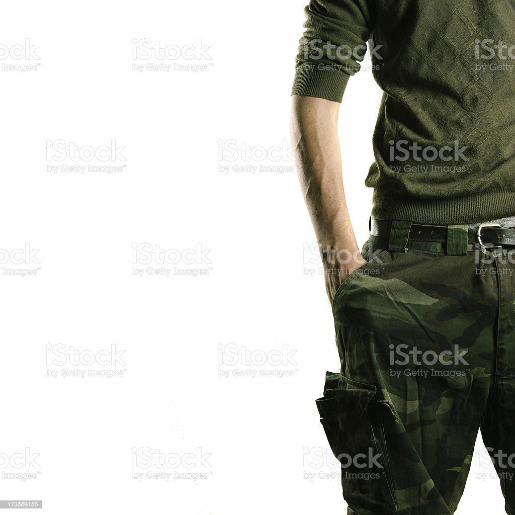 Casual wear stock photo