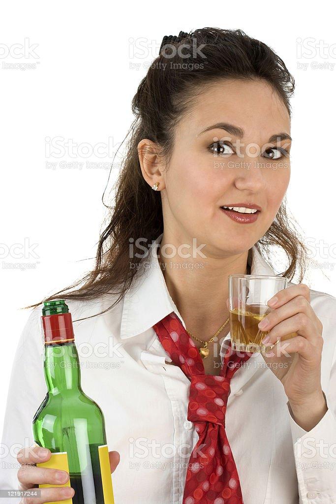 casual woman stock photo