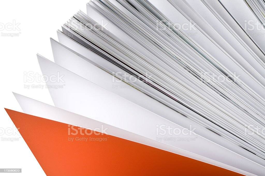 Catalogue royalty-free stock photo