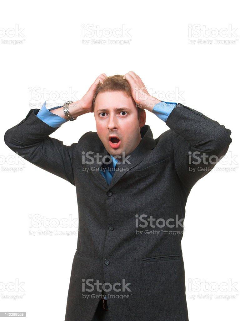 Catastrophe stock photo