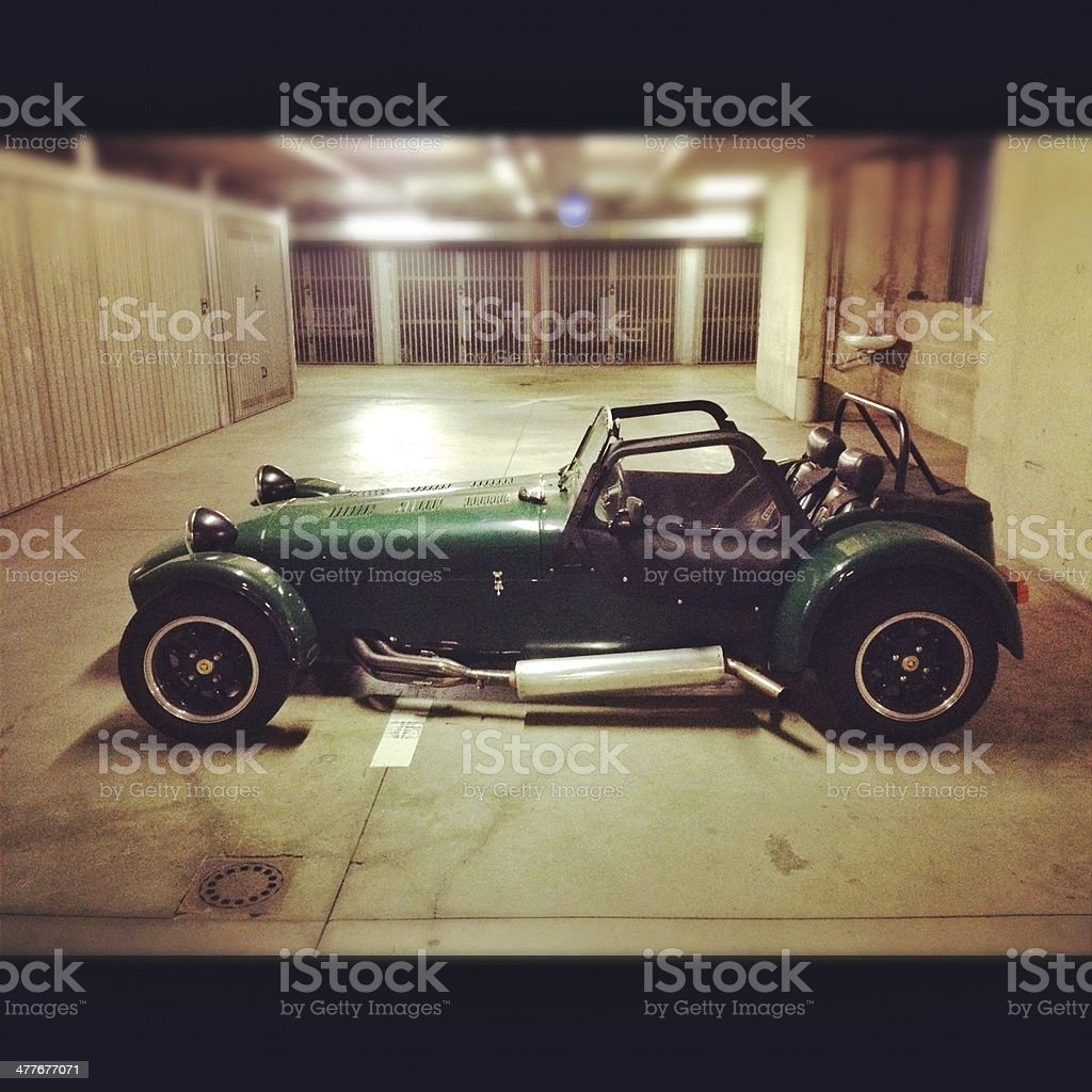 Caterham stock photo