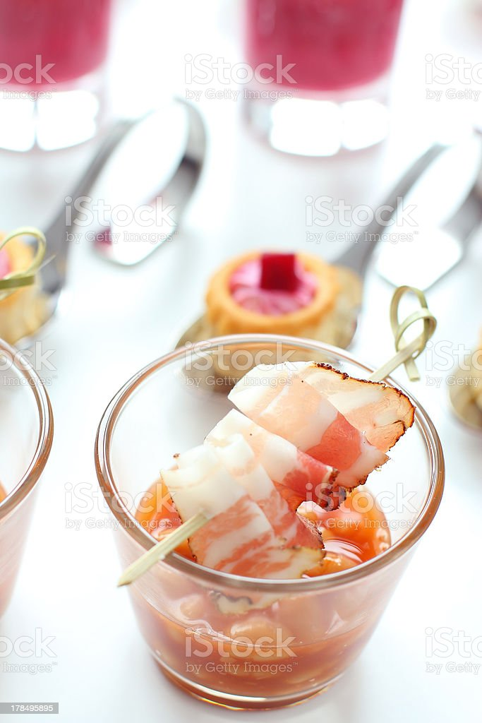 catering and finger food royalty-free stock photo