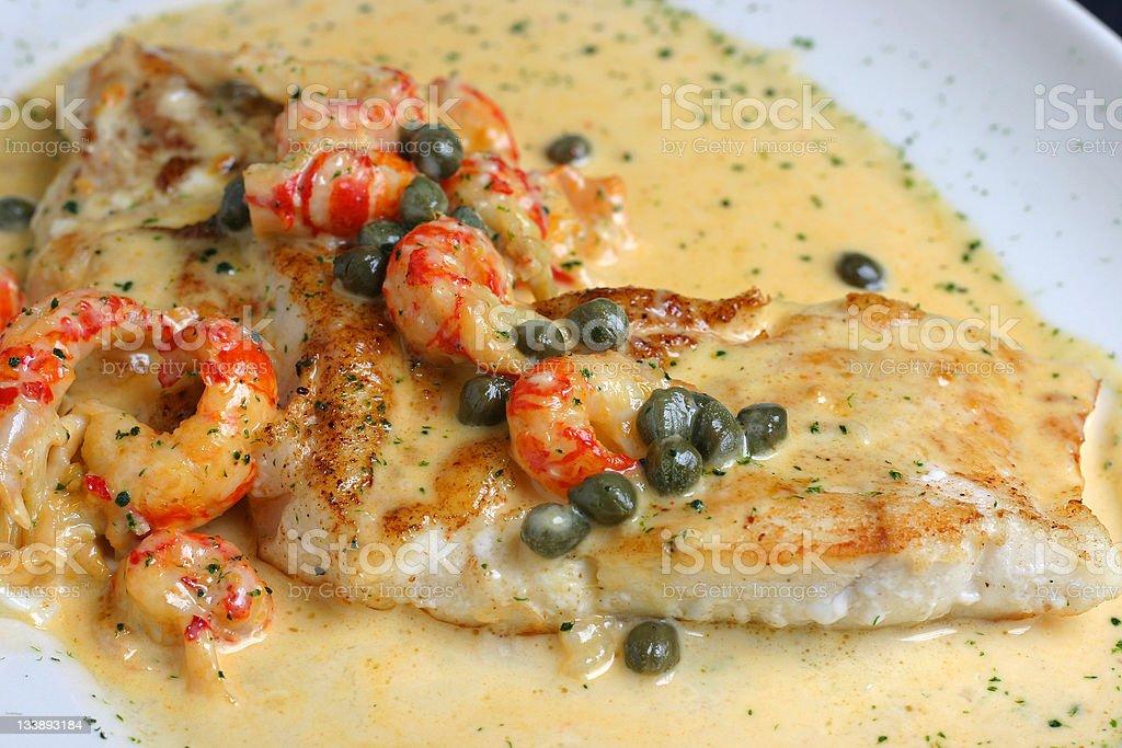catfish plate stock photo