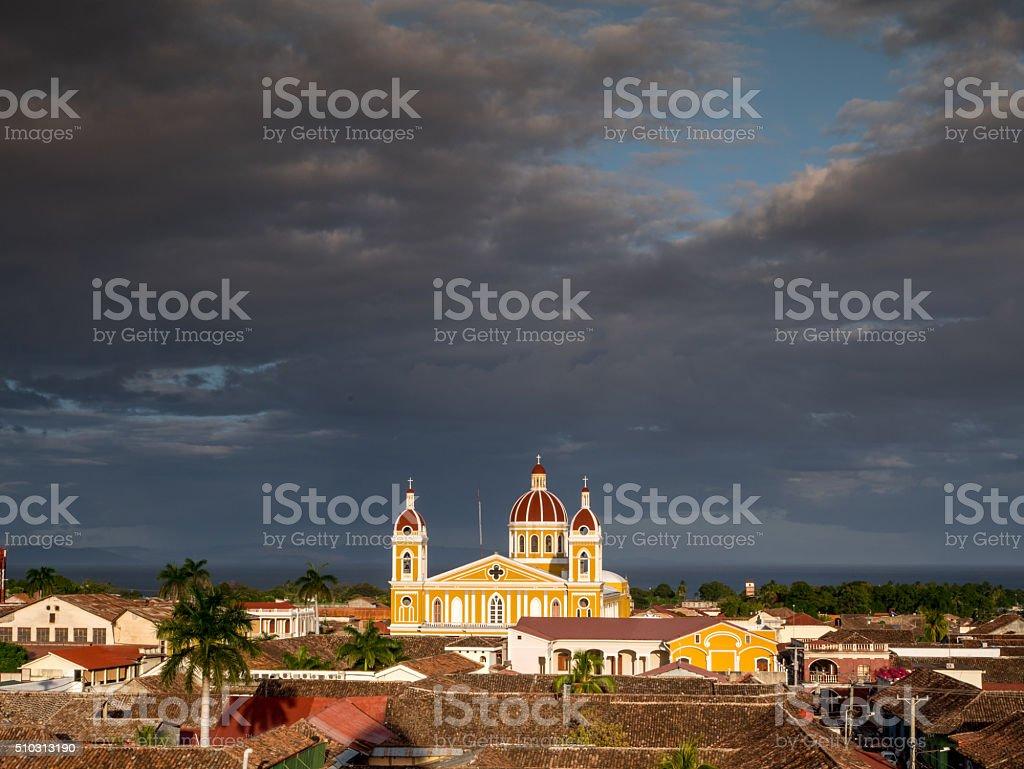 Cathedral de Granada royalty-free stock photo