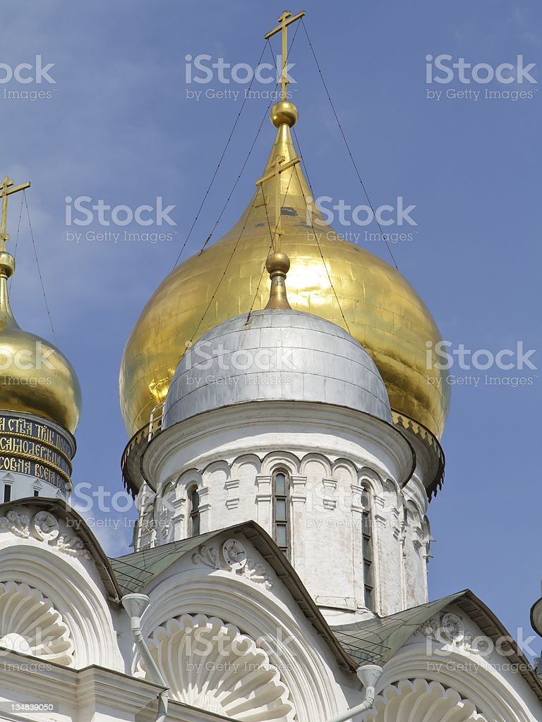 Cathedral of Archangel Michael stock photo