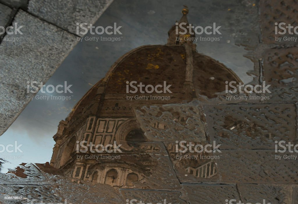 Cattedrale di Santa Maria del Fiore stock photo
