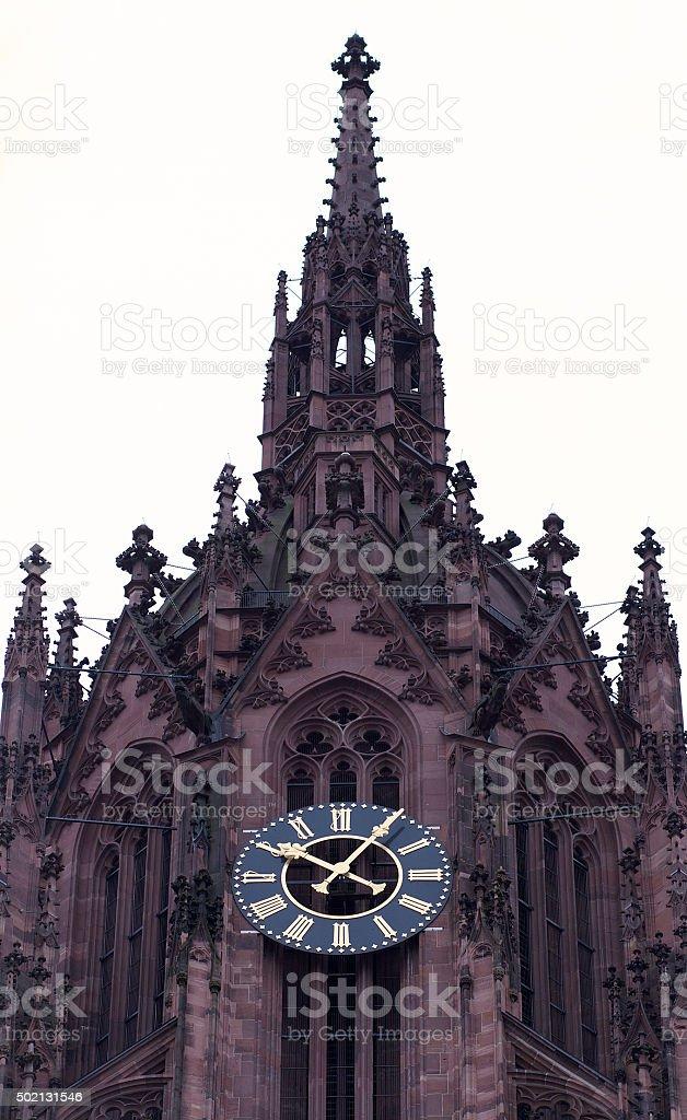 Cathedral of St. Bartholomew stock photo