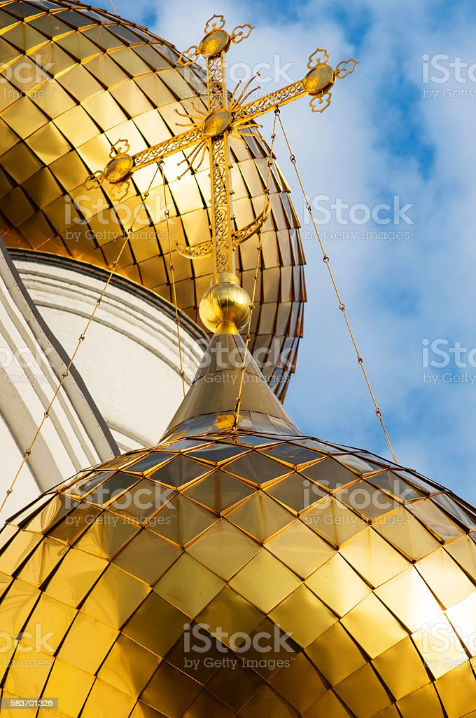 Cathedral Of The Assumption stock photo