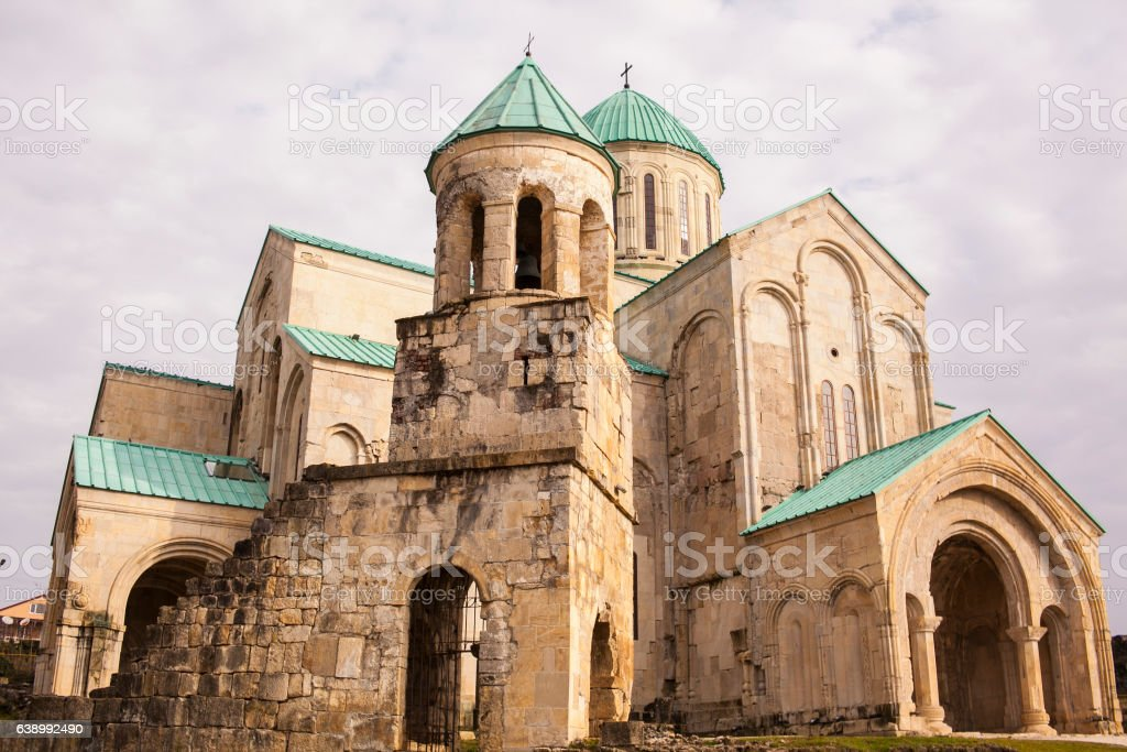 Cathedral of the Dormition, or Kutaisi Cathedral, stock photo