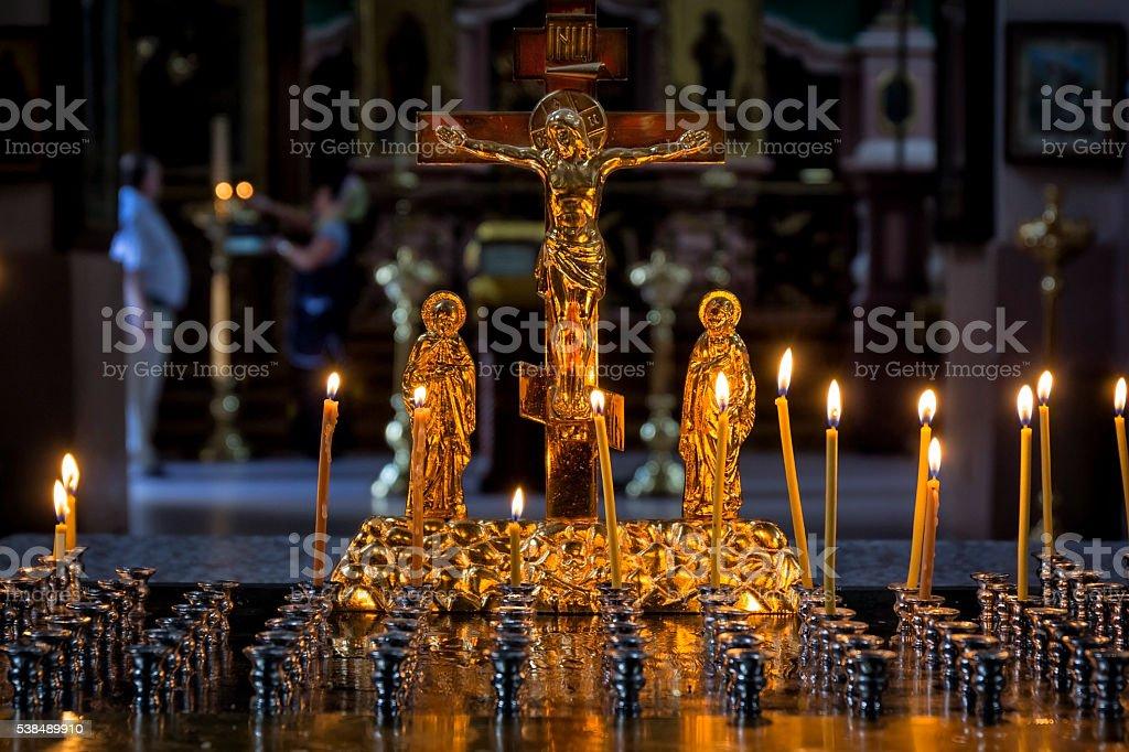 Cathedral of the Theotokos, Vilnius, Lithuania stock photo
