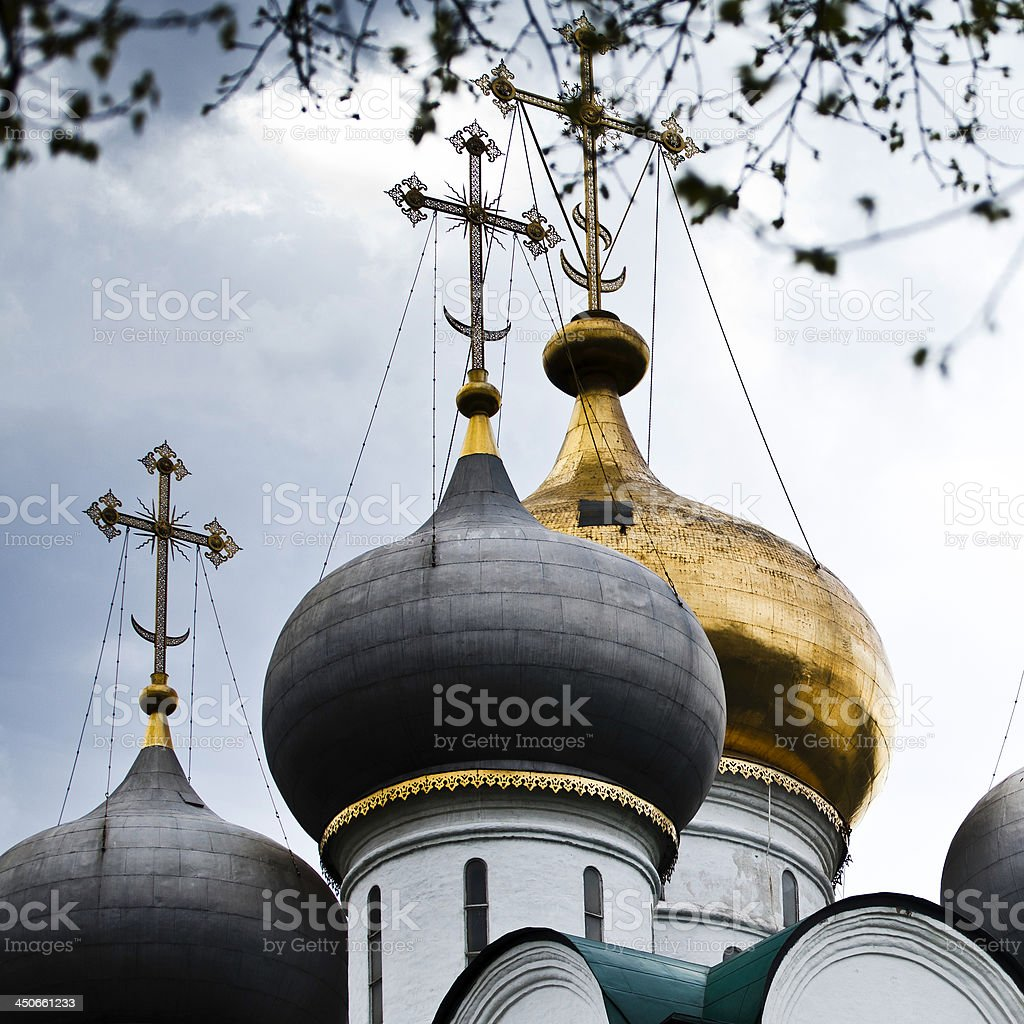 Cathedral Our Lady of Smolensk royalty-free stock photo