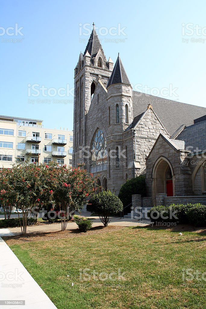 Cathedral royalty-free stock photo