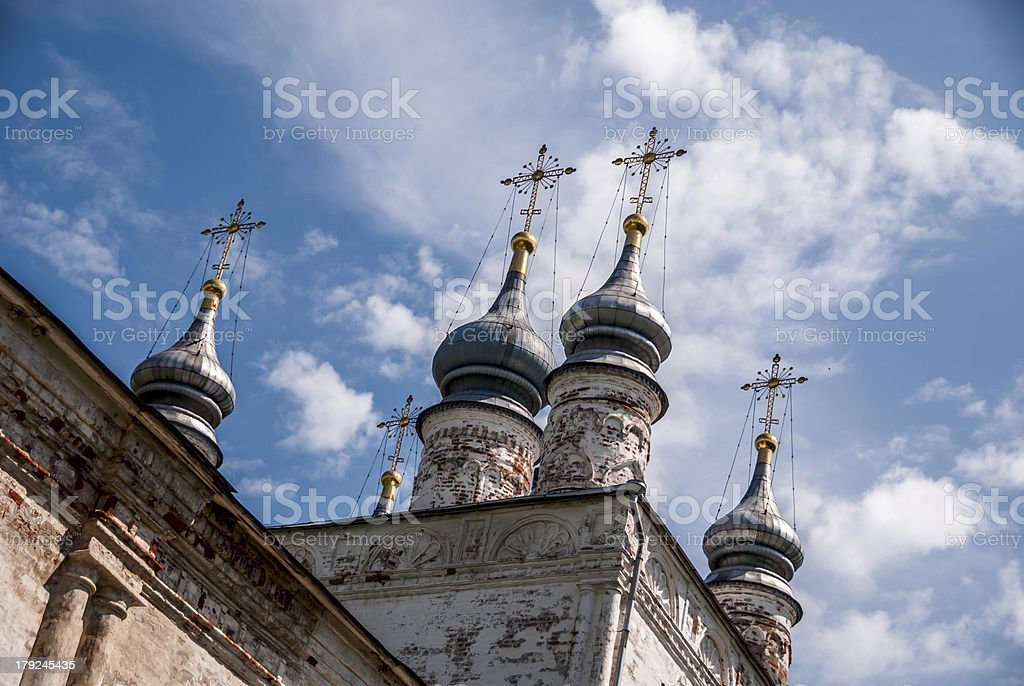 Cathedral. royalty-free stock photo