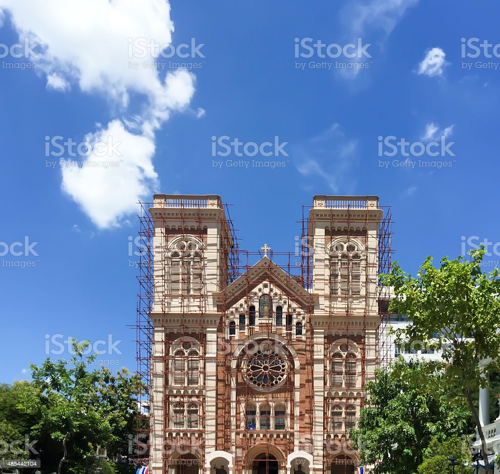 Cathedral stock photo