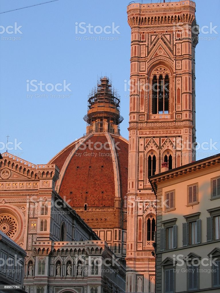 Duomo royalty-free stock photo