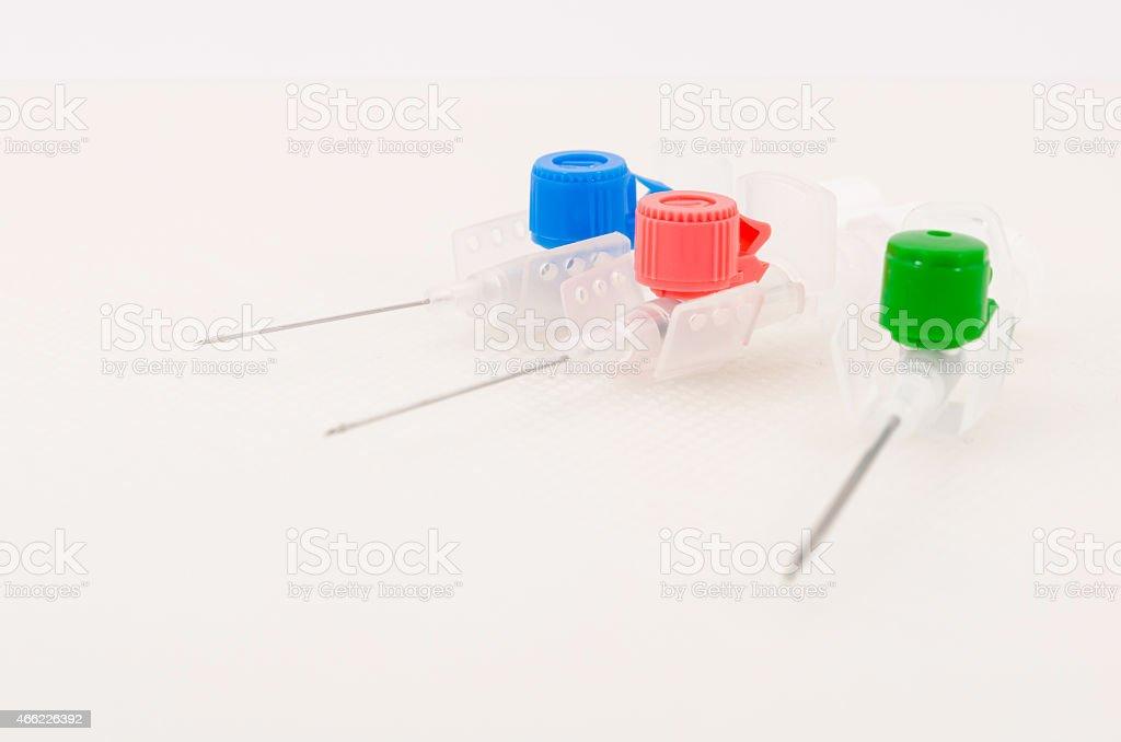 catheter stock photo