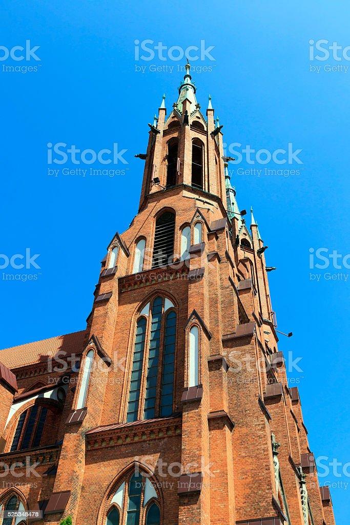 Catholic Church , close-up stock photo